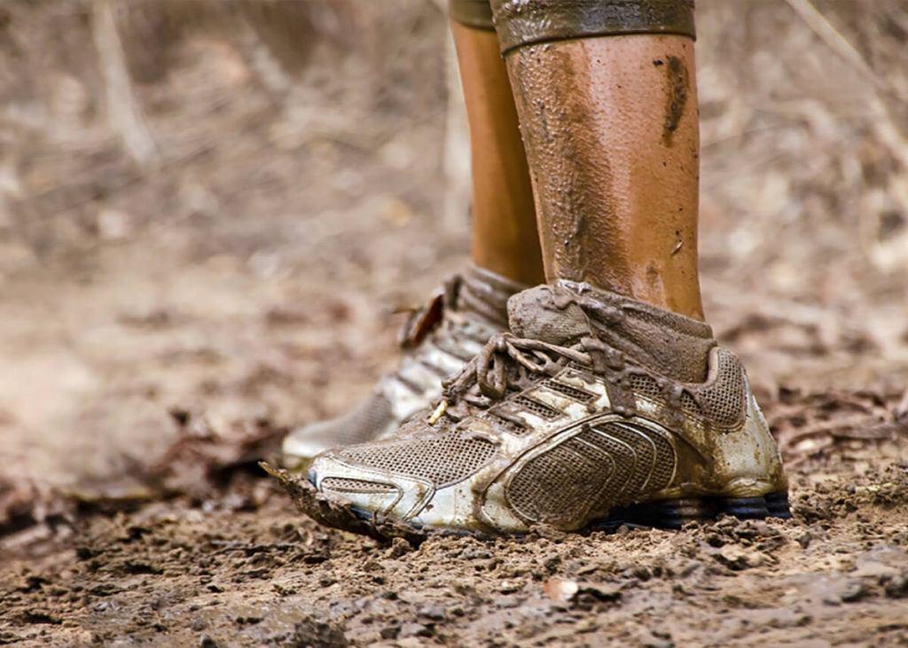 Sneakers schoonmaken doe je zo!