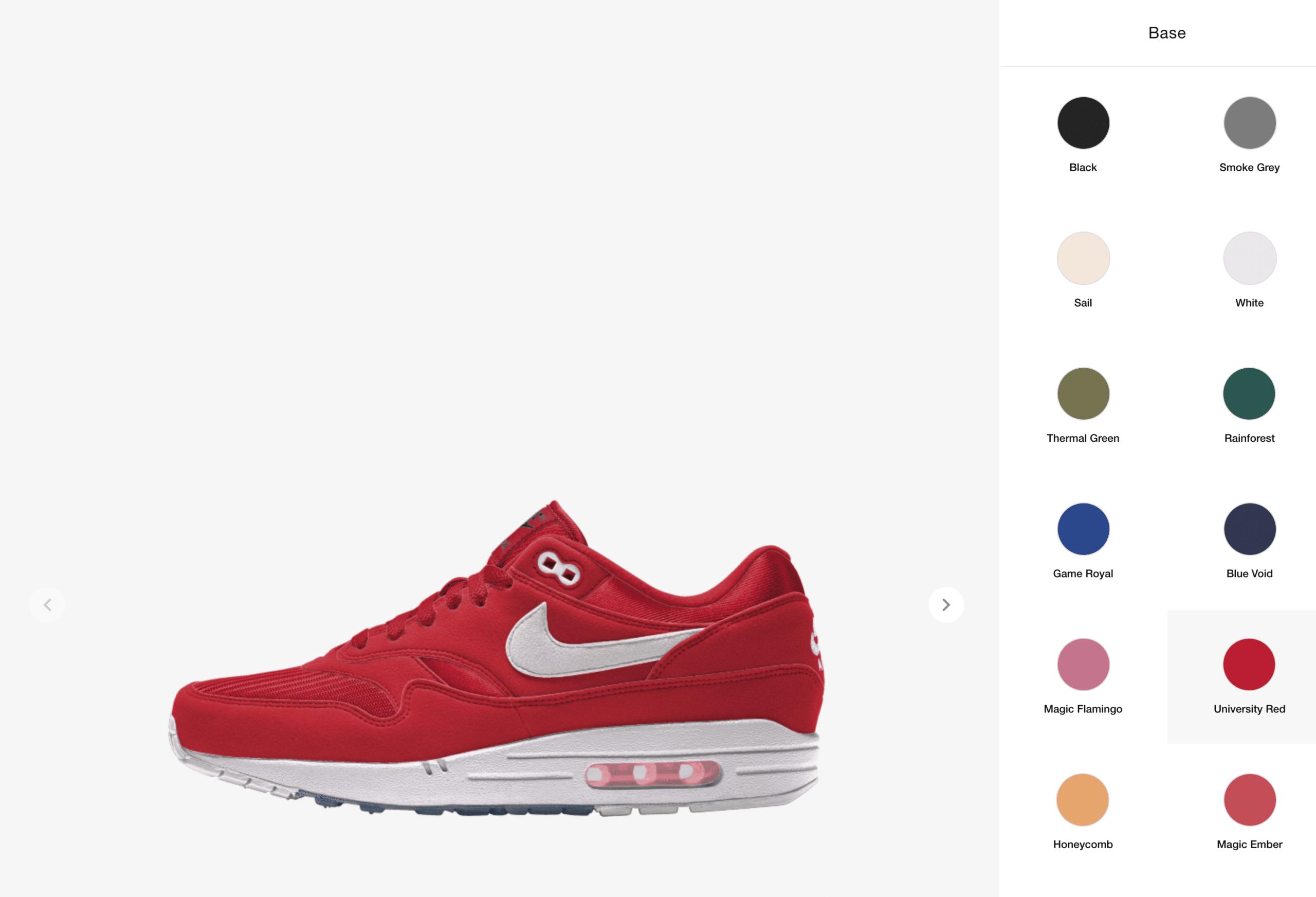 Ontwerp je eigen Nike Air Max 1 Premium NikeID