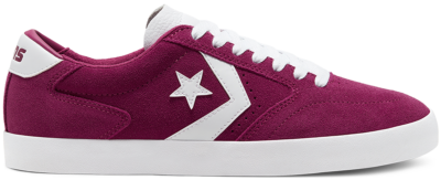 Converse Checkpoint Pro Classic Suede Rose Maroon 166836C