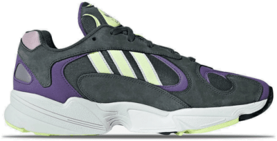 "Adidas Yung-1 ""Green/Purple"" BD7655"