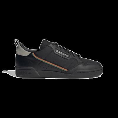 adidas Continental 80 Black EE5597