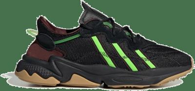 """Adidas Pusha T x Ozweego """"Core Black"""" FV2484"""