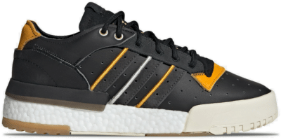 """Adidas Rivalry Rm Low """"Core Black/Carbon"""" EE4987"""