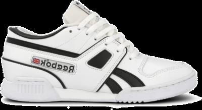 Reebok Pro Workout Lo Schoenen White / Black / Excellent Red EG6466