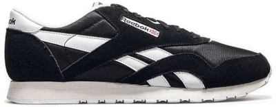 Reebok Classic Nylon Black 6604