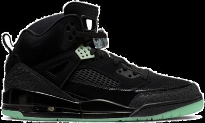 "Jordan Spizike Shoe ""Black/ Green"" 315371-032"