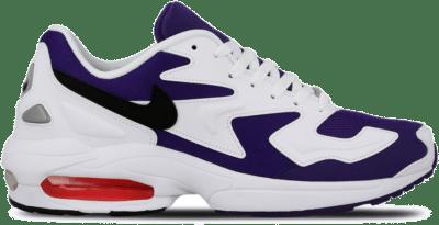 "Nike Air Max 2 Light ""Purple"" AO1741-103"
