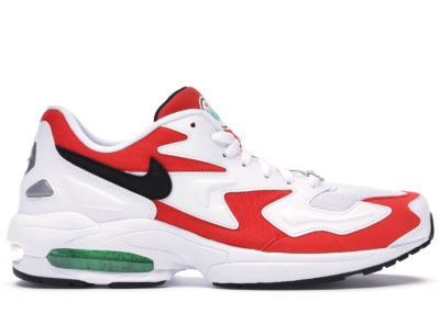 "Nike Air Max 2 Light ""Habanero Red"" AO1741-101"