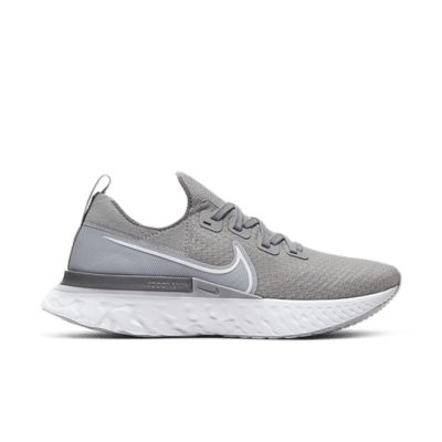 Nike React Infinity Run Flyknit Wolf Grey CD4371-003