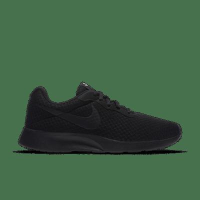 Nike Tanjun Black Black-White (W) 812655-002