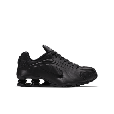 Nike Shox R4 GS Black  BQ4000-001