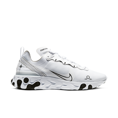 Nike React Element 55 Schematic CU3009-100