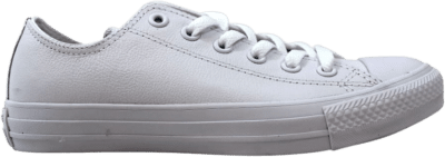 Converse Chuck Taylor All Star Ox Leather 'White' White 136823C
