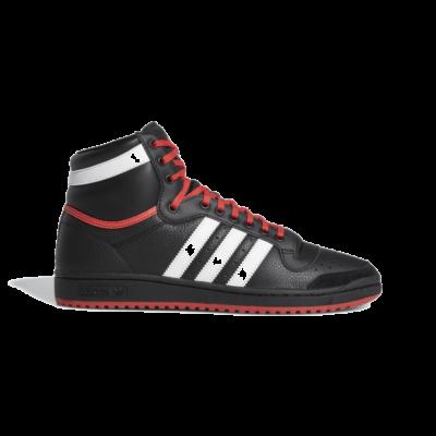 adidas Top Ten Hi Core Black  EF6365