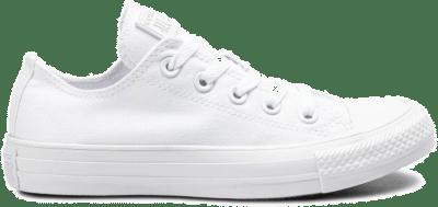Converse Chuck Taylor All Star Ox 'Mono White' White 1U647