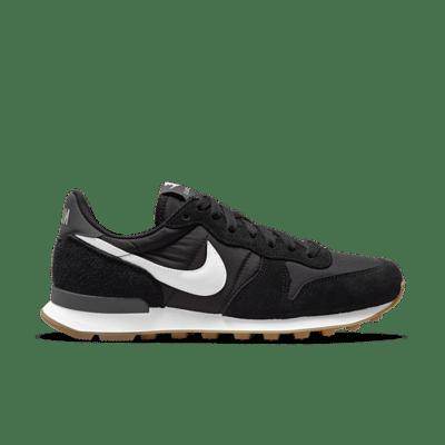 "Nike WMNS INTERNATIONALIST ""Black Anthracite"" 828407-021"