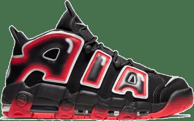 "Nike Air More Uptempo '96 ""Laser Crimson"" CJ6129-001"