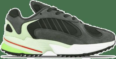 "adidas Originals Yung-1 Trail ""Carbon Black/Glow Green"" EE6538"