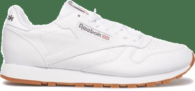 Reebok Classic Leather Kendrick Lamar White 49799