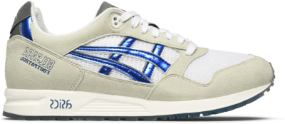 """ASICS Gel-Saga X Footpatrol """"Titanium Grey"""" 1191A059-022"""