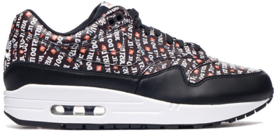 Nike Air Max 1 Just Do It Black 875844-009