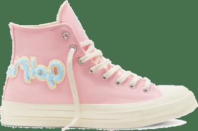 Converse Chuck 70 Hi x Golf Le Fleur* Pink 167478C