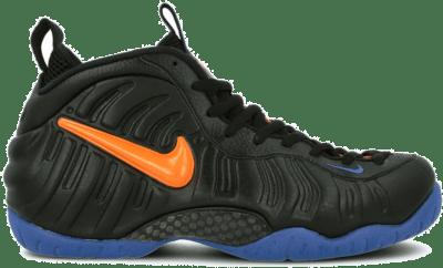 "Nike Air Foamposite Pro ""Black"" 624041-010"