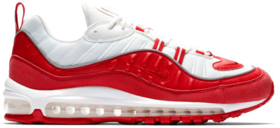 Nike Air Max 98 University Red White 640744-602