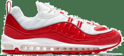 Nike Air Max 98 University Red White 640744-602