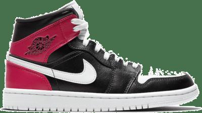 """Jordan Air Jordan 1 Mid """"Noble Red"""" BQ6472-016"""