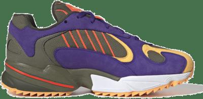 "Adidas Yung-1 Trail ""Khaki Red"" EE6537"