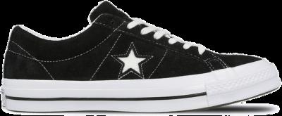 Converse One Star Black 158369C