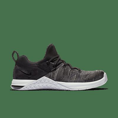 Nike Metcon Flyknit 3 Black Matte Silver (W) AR5623-001
