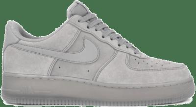 Nike Air Force 1 Low Grey BQ4329-001