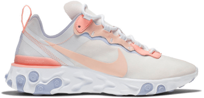 "Nike WMNS React Element 55 ""Pale Pink"" BQ2728-601"