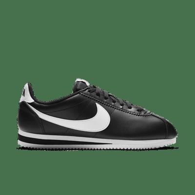 Nike Classic Cortez Black White (W) 807471-010