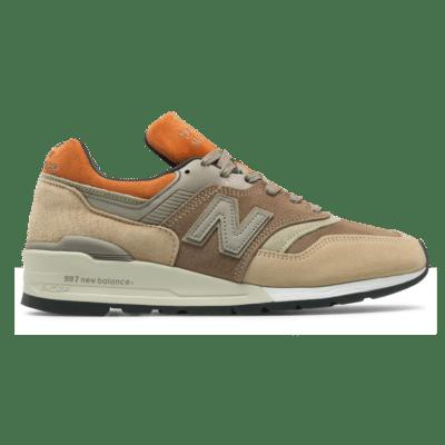 "New Balance M 997 NAJ ""Brown"" 767931-60-9"