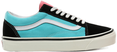 Vans Old Skool 36 DX Anaheim Factory Black Aqua VN0A38G2VPJ