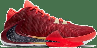 """Nike Zoom Freak 1 Bros PE """"Noble Red"""" BQ5422-600"""