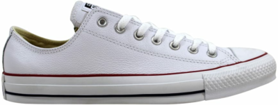 Converse Chuck Taylor All Star Leather Low Top  White  132173C