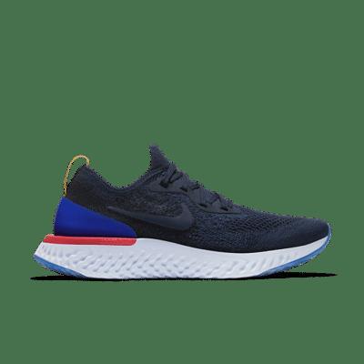 Nike Epic React Flyknit Blue AQ0070-400