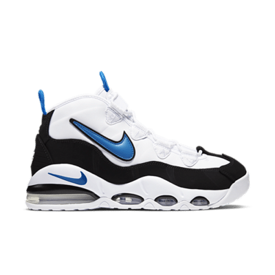 "Nike Air More Uptempo '95 ""White/Photo Blue"" CK0892-103"