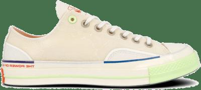 "Converse x Pigalle Chuck 70′ OX ""White"" 165748C"