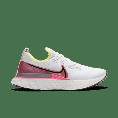 Nike React Infinity Run Platinum Pink Orange (W) CD4372-004