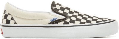 Vans Classic Slip-on Checkerboard Black VEYEBWW
