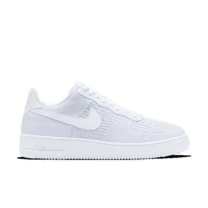 """Nike AIR FORCE 1 FLYKNIT 2.0 """"WHITE"""" AV3042-100"""