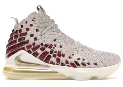 Nike LeBron 17 Brown CT3466001