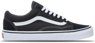 "Vans UA Old Skool ""Black/White"" VN000D3HY281"