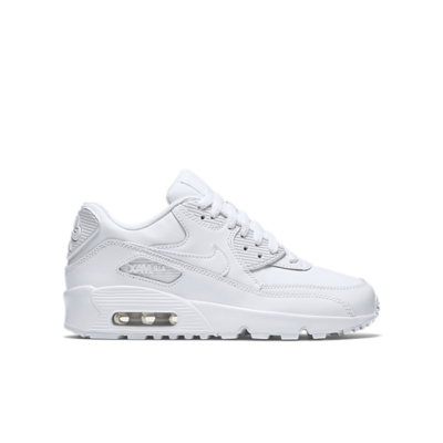 Nike Air Max 90 Leather White 833412-100