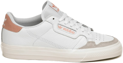 adidas Originals Continental Vulc  Wit EF3535